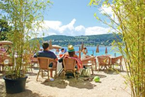 Cote Azur-Cap-Ferrat-Strand