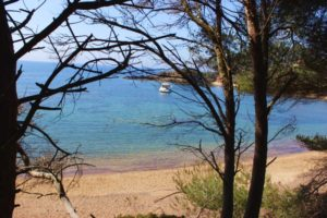 Cote Azur-Isle de Porquerolles