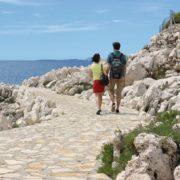 Wanderung in Südfrankreich an der Cote d Azur