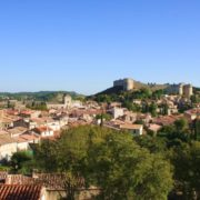Wandern Provence-Schwesterstadt Avignons