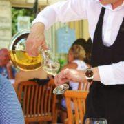 Wandern Provence-Weinprobe