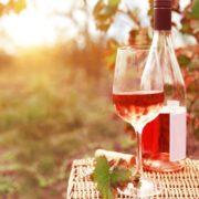 Wandern Provence-Wein und Wandern