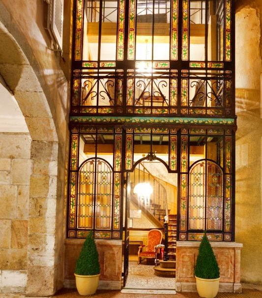 Aktives Reisen-Beaune Hotel