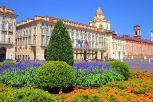 Kulinarische Reise-Turin
