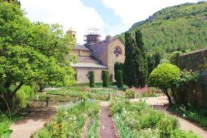 Okzitanien-Kloster Frontfroide