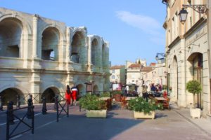 Provence-Arles-Amphitheater