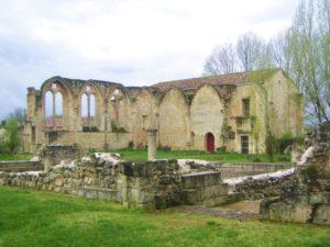 Ruine La Sauve Majeure