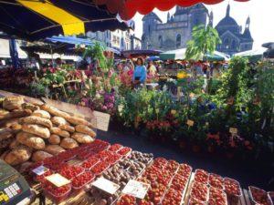 Bordeaux Markt
