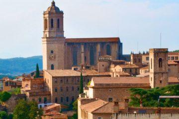 Katalonien-Gerona Stadt