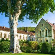 Burgund-Fontenay-Weltkulturerbe