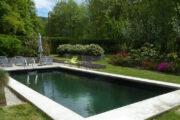 wandern und wein-Pool der alten Wassermühle