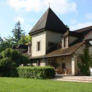 Entdeckungsreise-Burgund-Landhaus bei Chablis