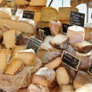 Provence-Kaeseplatte