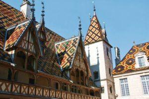 Burgund-Hotel Dieu