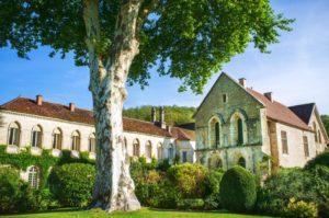 Kulturreise-Burgund-Fontenay