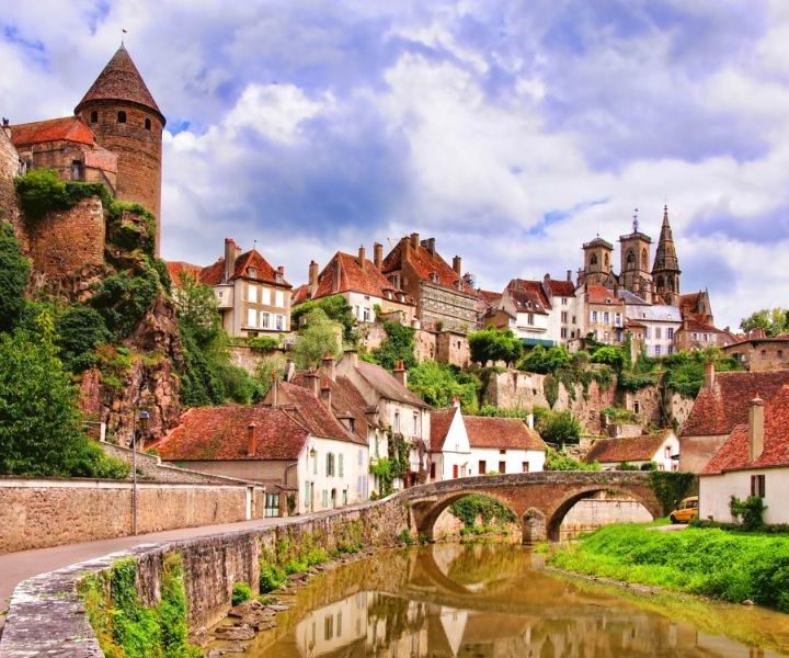 Kulturreise-Burgund-Semur