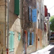 Wandern Provence-Apt-Altstadt