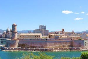 Provence-Marseille Hafen