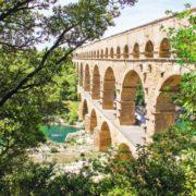 Provence mit Kindern-Pont du Gard