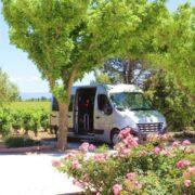 Wandern Provence-Idylle auf dem Weingut