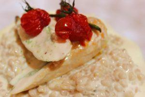 Wandern Provence-französische Küche