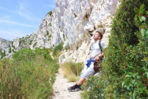 Wandern Provence-Pause