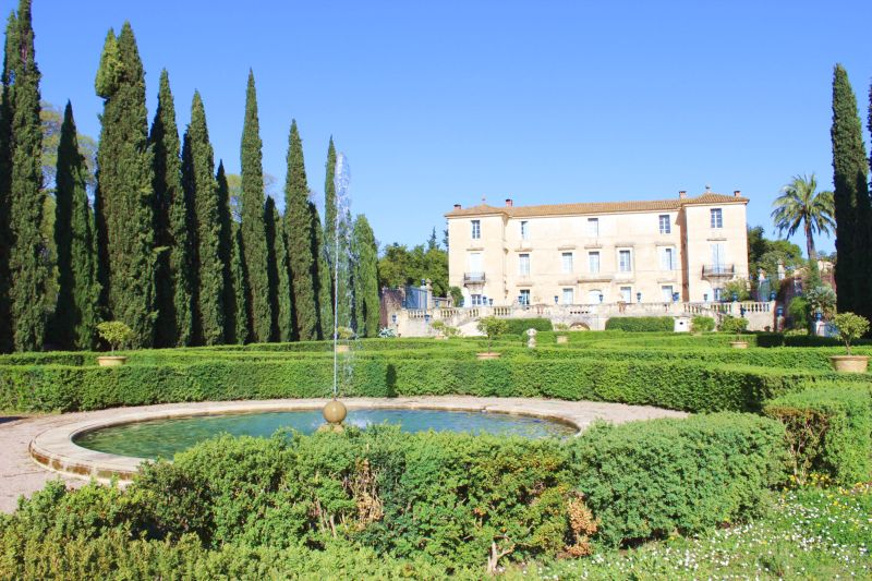 Kunstreise Okzitanien-Chateau Flaugergues
