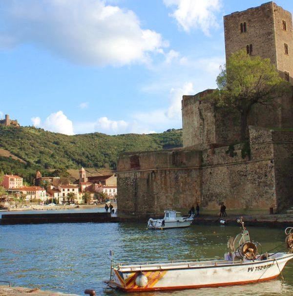 Kunstreise Okzitanien-Künstlerort Collioure