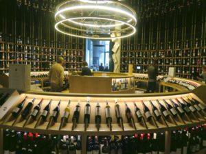 Cite du Vin, Weinbar