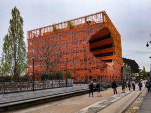 The Cube, Lyon Confluence