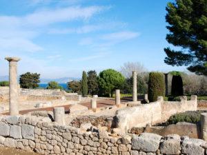 Ausgrabungen von Ampurias