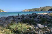 Nordspanien Urlaub-Bucht von Montgo