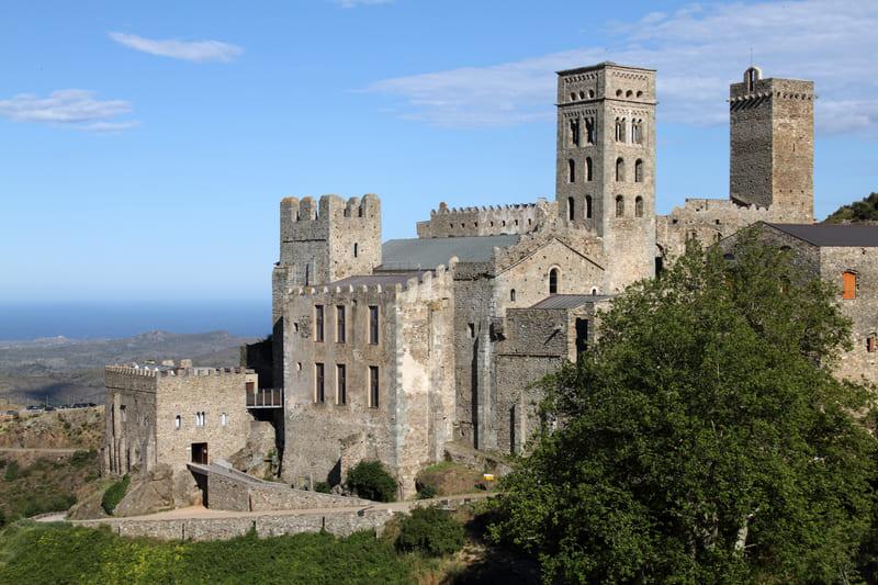Nordspanien Urlaub_Kloster St. Pere de Rhodes