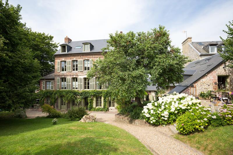 Normandie-Urlaub_Herrenhaus