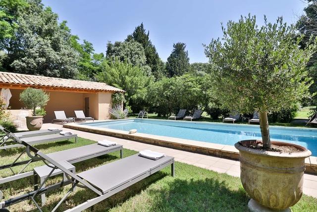 Provence Rundreise-Pool