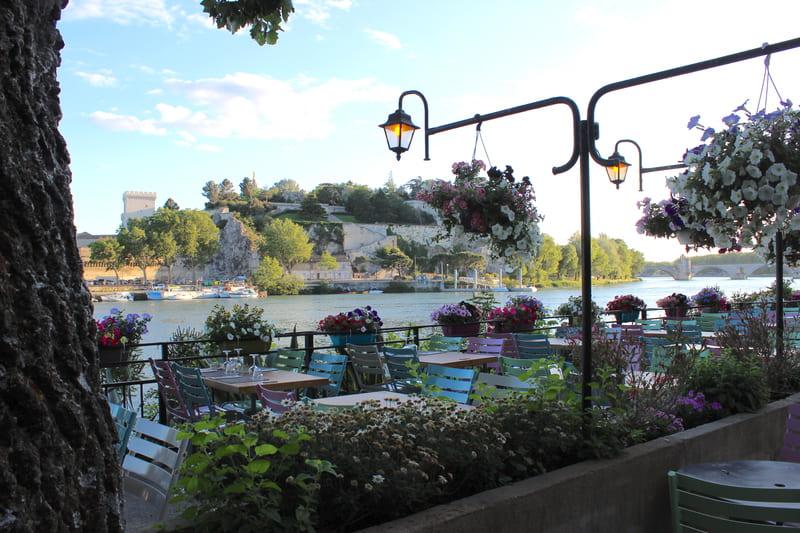 Cote dAzur-Restaurant in Avignon