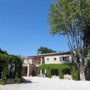 cote dazur-provence-Landhaus bei Avignon