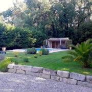 Provence-Pool einer Privatunterkunft